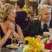 Serie Netflix avec Nancy Travis et Michael Douglas