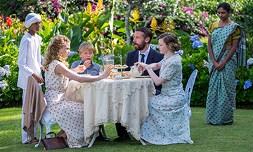 Indian Summers : un Downton Abbey aux Indes
