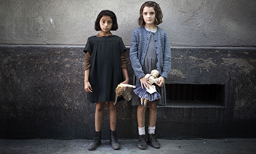 Serie canal plus avec  Elisa Del Genio et Ludovica Nasti