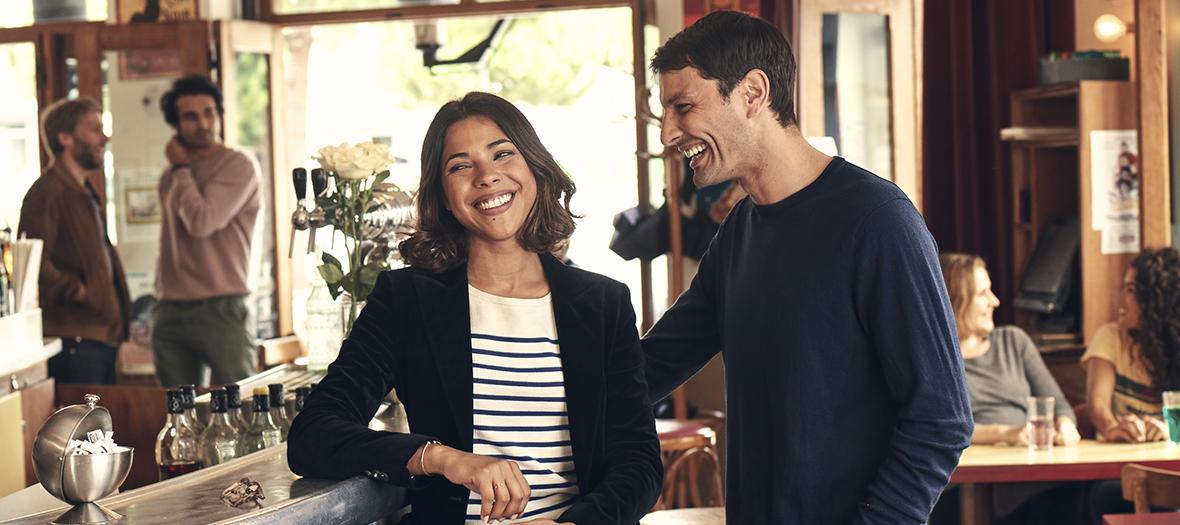 Serie Netflix avec Marc Ruchmann et Zita Hanrot