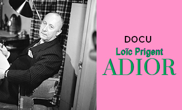 Documentaire Arte Dior Prigent