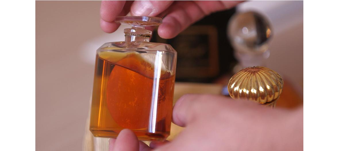 parfums non chimiques, produits naturels