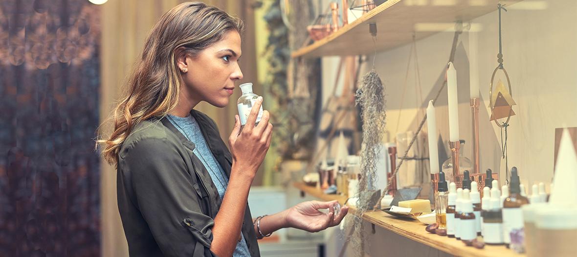 Documentaire dans le monde de la parfumerie