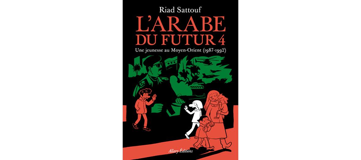 Livre de Riad Sattouf, éditions Allary
