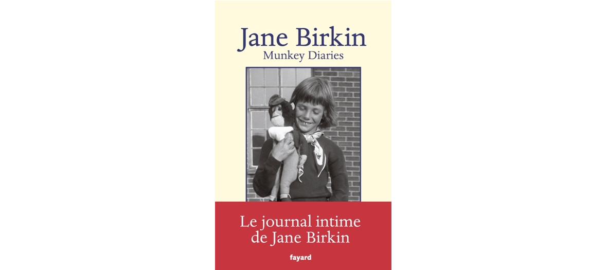 Livre biographique de Jane Birkin
