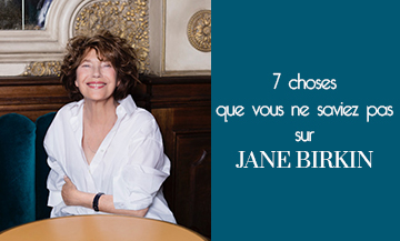 Journal intime de Jane Birkin
