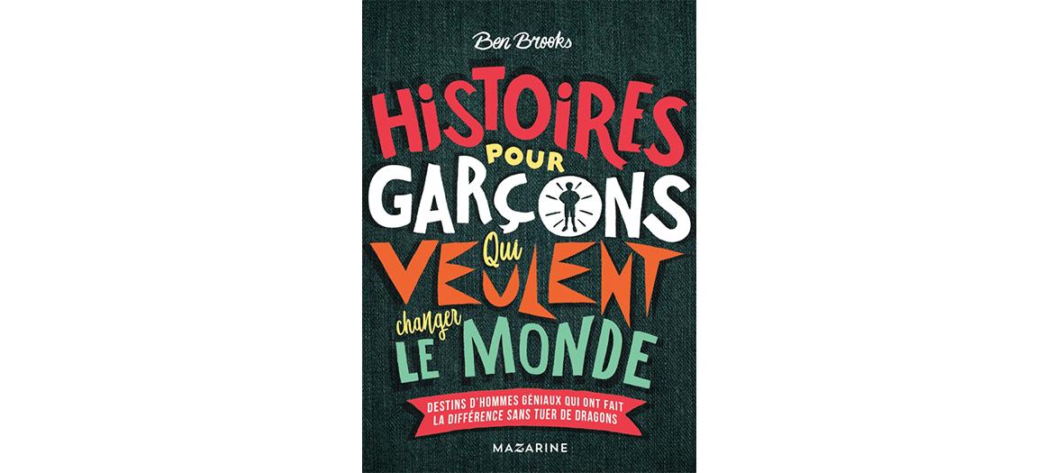Livre de Ben Brooks, Mazarine