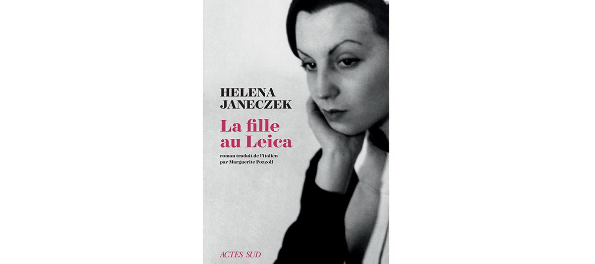 Livre de Helena Janeczek, Actes Sud