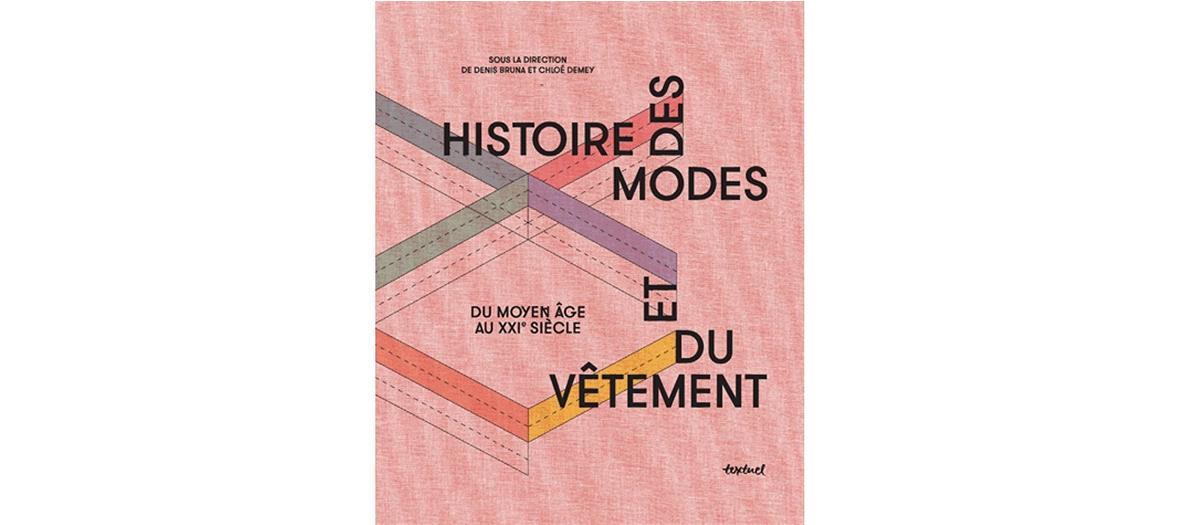 Histoire des modes et du vêtement Livre