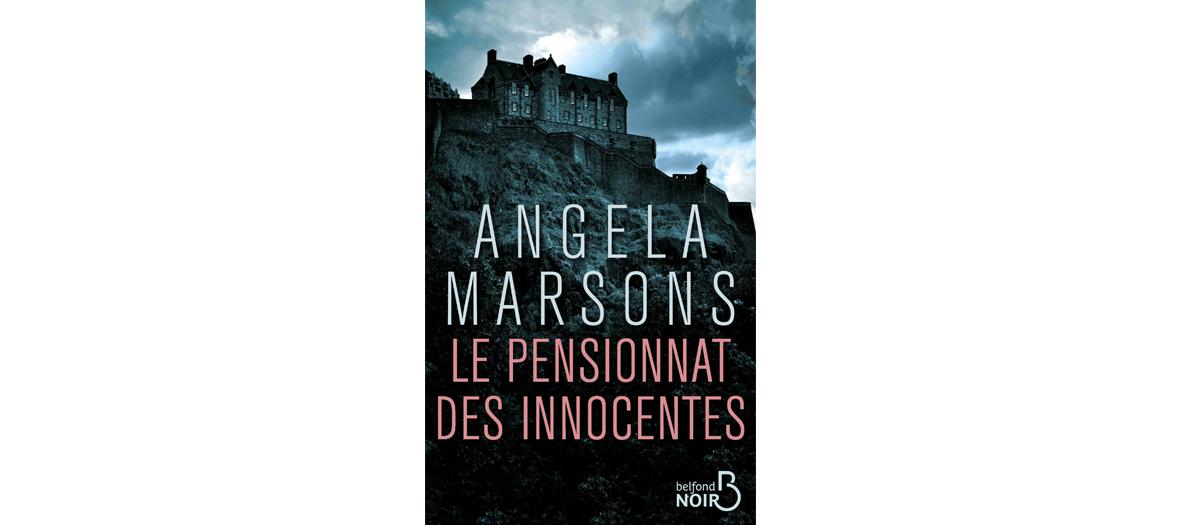 Livre de Angela Marsons, éditions Belfond