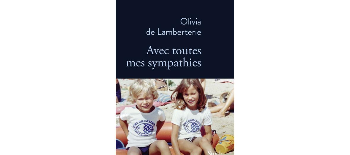 Livre d'Olivia de Lamberterie