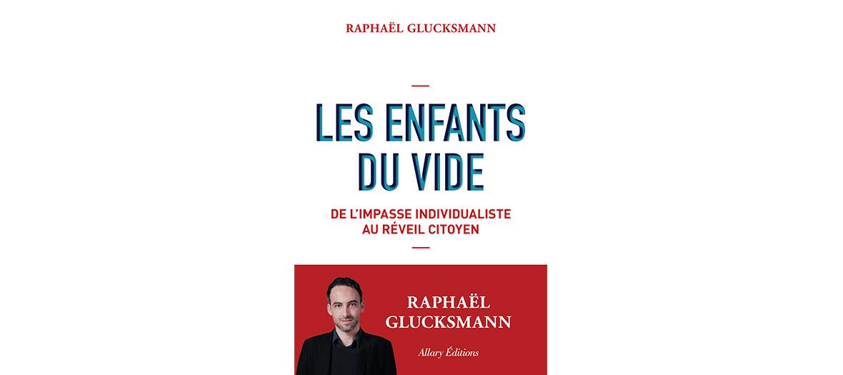 Livre de Raphael Glucksmann Allary Editions