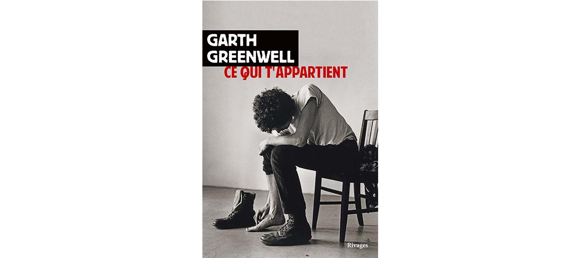 Couverture du livre de Garth Greenwell