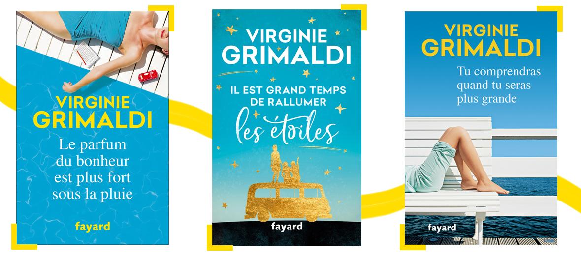 Il Est Grand Temps De Rallumer Les Etoiles By Virginie Grimaldi