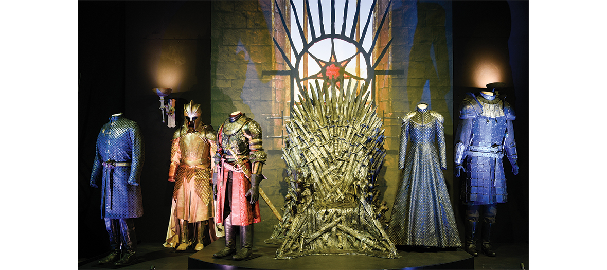 game of thrones expo