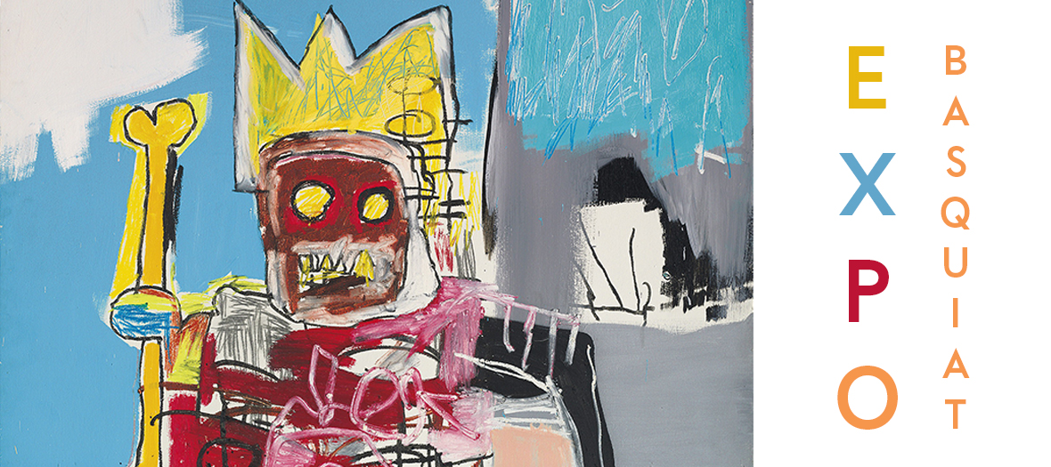 Exposition de Jean-Michel Basquiat à la Fondation Louis Vuitton