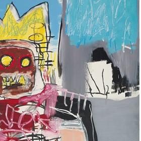 Exposition de Jean-Michel Basquiat à la Fondation Louis Vuitton