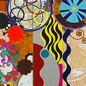 Exposition colorful de la Fondation Cartier