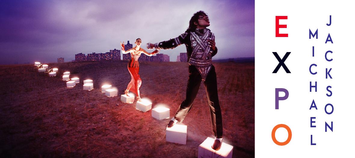 Expo Michael Jackson Grand Palais
