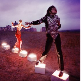Expo Michael Jackson au Grand Palais