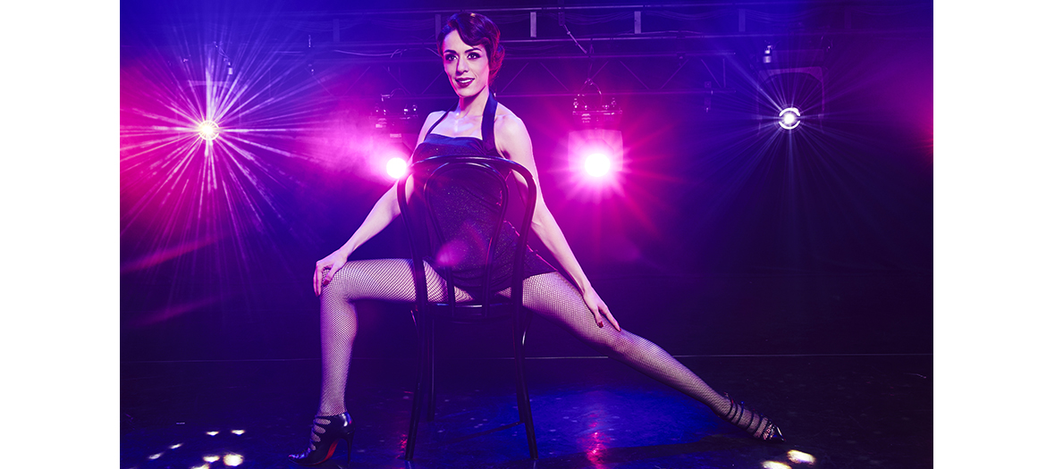 Sofia Essaidi dans la comédie musicale Chicago