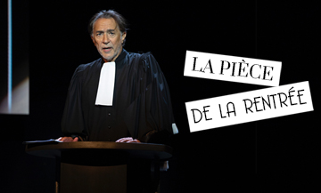 Richard Berry au Théâtre Antoine