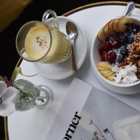 Coffee shop vegan et gluten-free