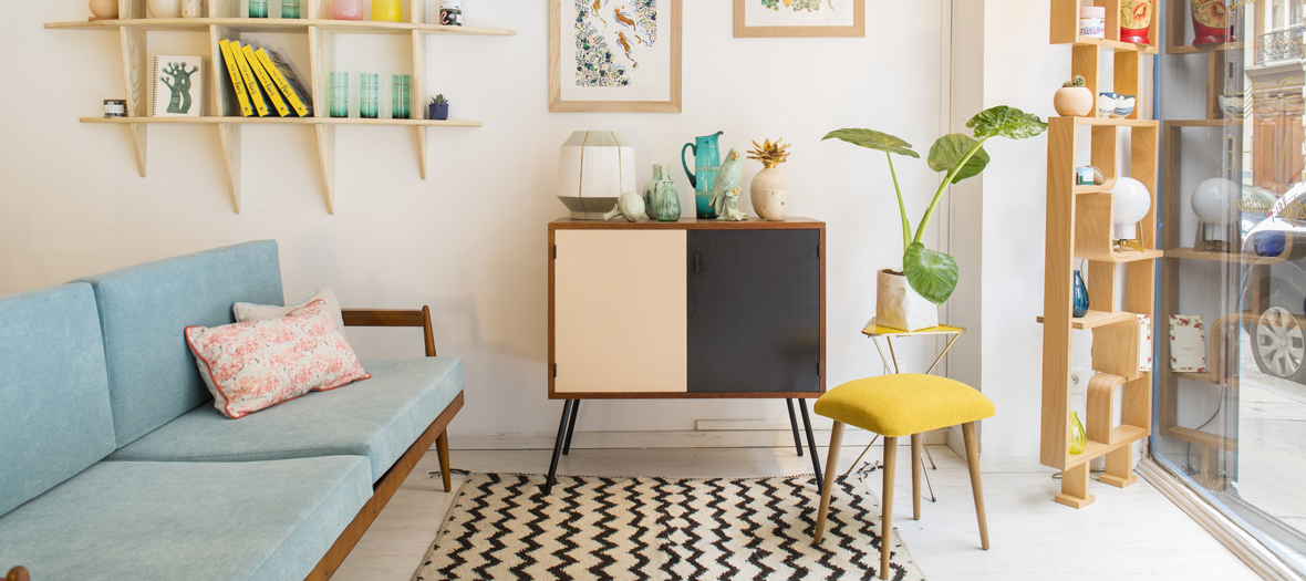 bloc de l est x la seinographe boutique de mobilier et. Black Bedroom Furniture Sets. Home Design Ideas
