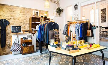 Lekker Kkoncept Store, an arty-fashion hub