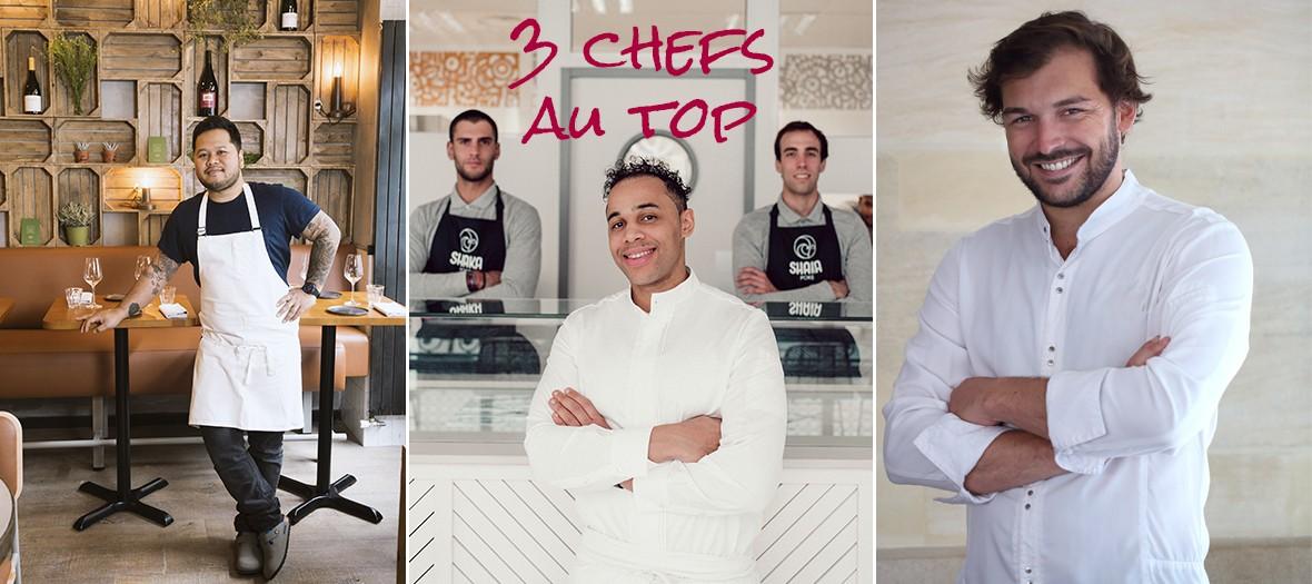 Restaurants Chefs Paris