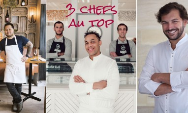 Restaurants Chefs Paris