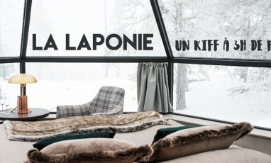 Lapland: a love weekend