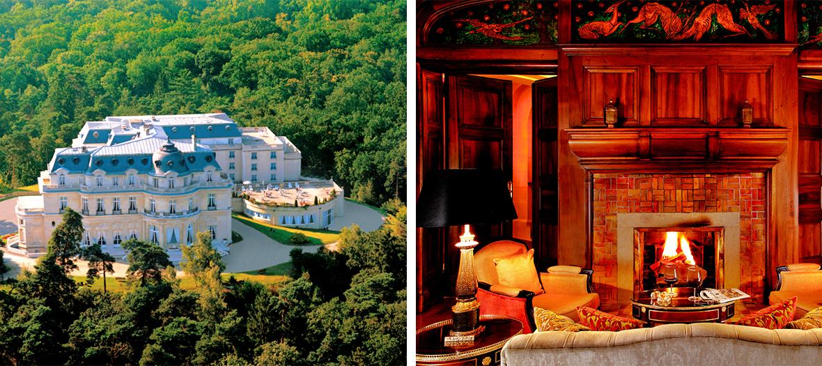 Tiara mont royal un ch teau hotel spa moins d une demi for Booker un hotel