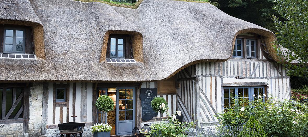 Hôtel avec spa en Normandie