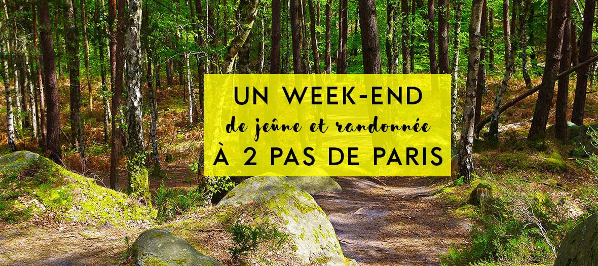3 jours à Fontainebleau