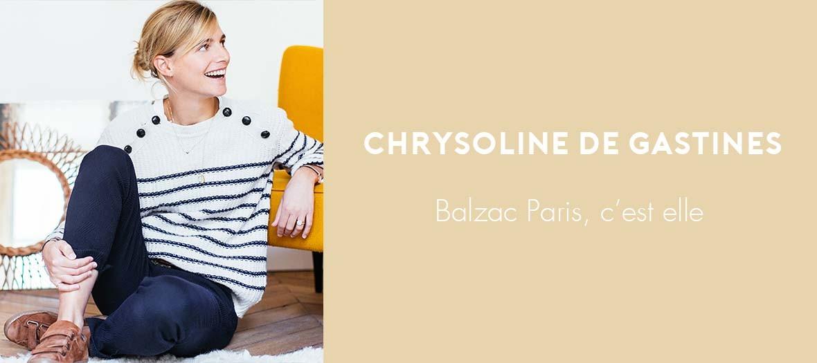 Chrysoline De Gastides Balzac Paris