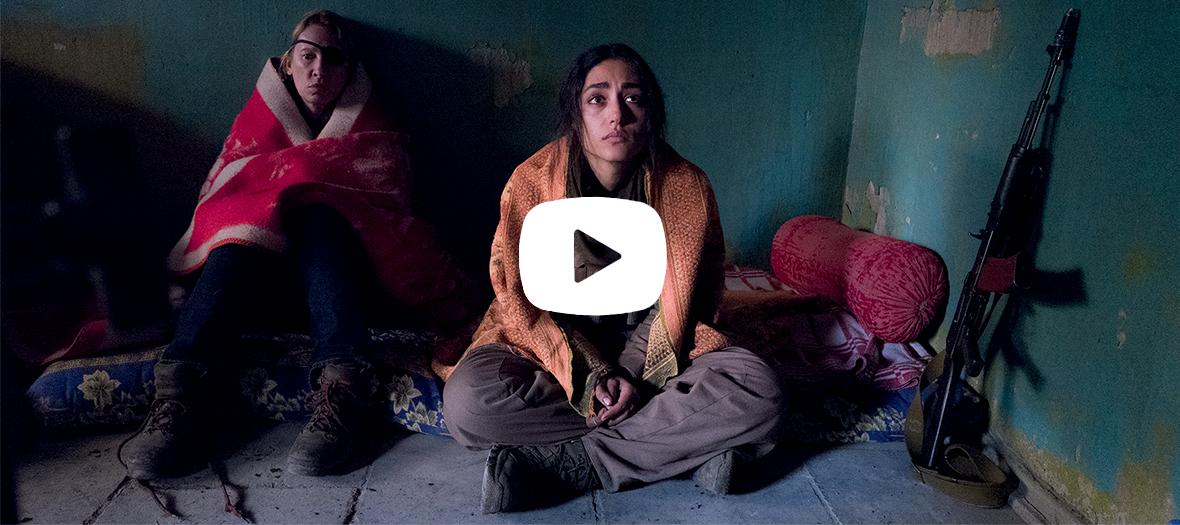Extrait du film les filles du soleil avec Golshifteh Farahani et Emmanuelle Bercot