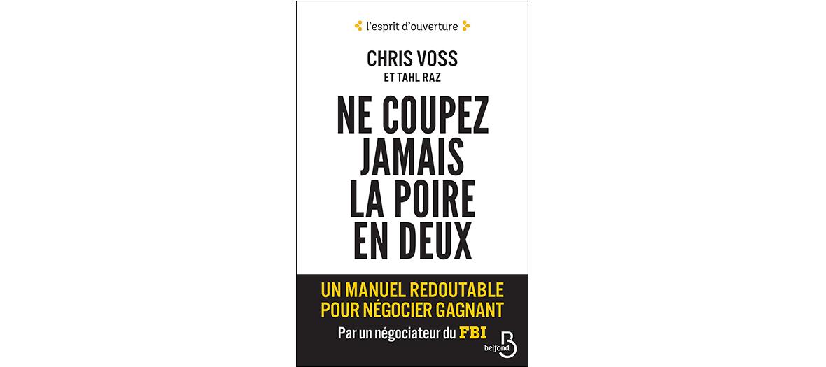 Livre de Chris Voss et Tahl Raz