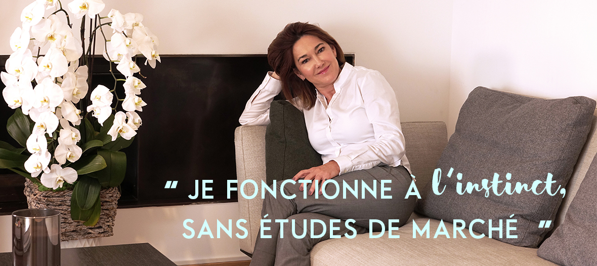Interview de Sophie Guillon, directrice générale de Valmont
