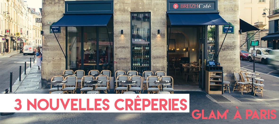 Nouvelles Creperies Paris