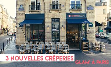 Les nouvelles crêperies parisiennes