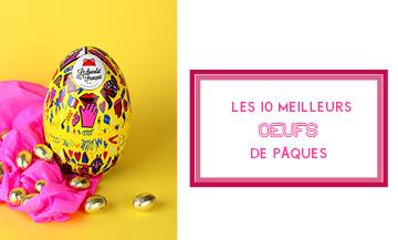 Les plus beaux œufs de Pâques de Paris