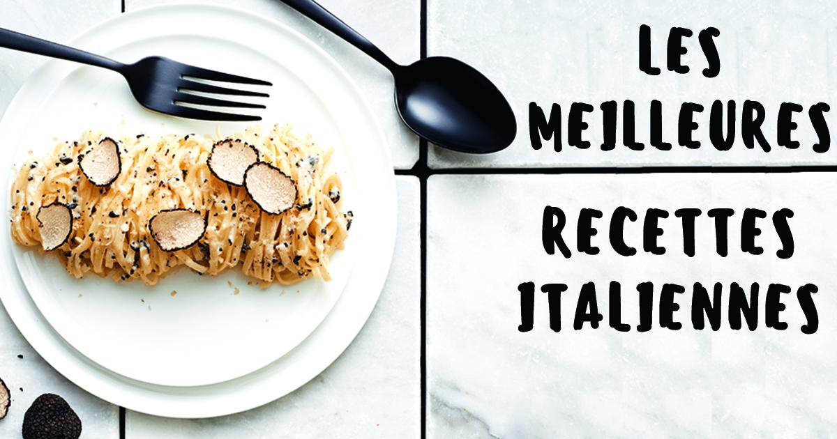 Les meilleures recettes italiennes par alba pezone for Alba pezone cours de cuisine