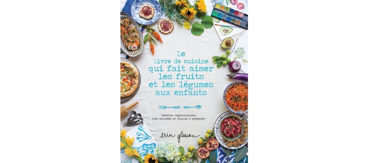 livre recettes légumes enfants