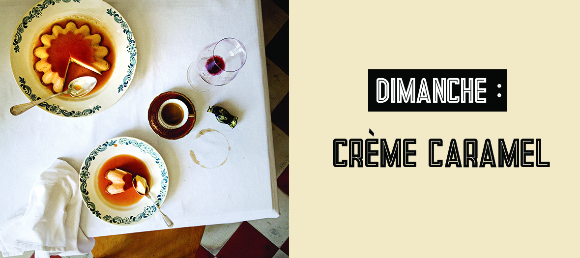 Recette Creme Brulee