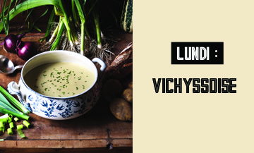 Vichyssoise according to Mimi Thorisson