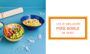 Top 10 Poke Bowls Paris