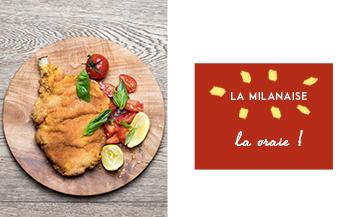 Entrecote Milanaise