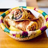 Sandwich Crepe