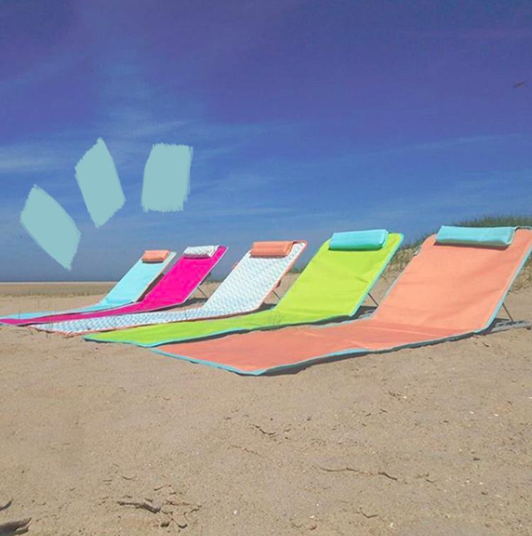 Transats Clic-clac des plages